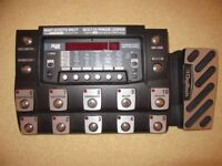 Digitech RP1000 multi FX/ switching system