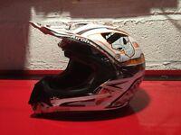 Enduro/Motocross Helmet Airoh Size 59-60cm