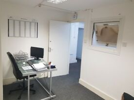 FULLY FURNISHED PRIVATE OFFICE FOR RENT IN E1 WITH 24/7 ACCESS