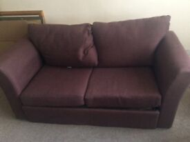 Two free sofa beds. As per pictures, good condition hardly used. Free to collect, need gone.