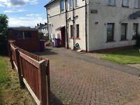 2 bedroom ground floor flat,1 Dronley Terrace,Muirhead