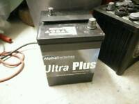 6v classic car battery. Almost new.