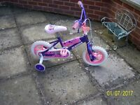CHILDS / GIRLS BIKE