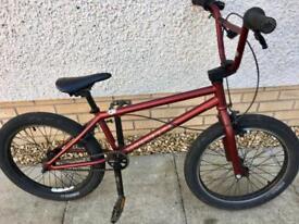 Fit Bike Co. BMX's (Eddie 1 & Inman One)