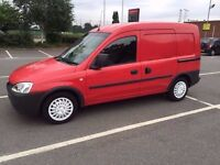 2008 Vauxhall COMBO . 1 OWNER. LOW MILEAGE. FULL SERVICE HISTORY. FREE WARRANTY. NO VAT.