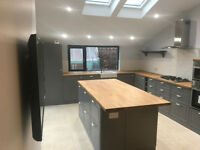 Kitchen and Bathroom fitting