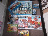 LEGO collection, lego city, ninjago etc, bargain price!