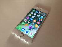 Apple iPhone 6 (silver) 16GB!! - O2/GiffGaff Network - Immaculate condition - Just £230!