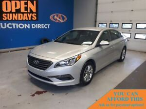 2015 Hyundai Sonata GL BACK UP CAMERA! ALLOYS! FINANCE NOW!