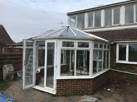 conservatory £100