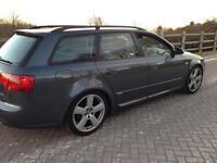 Audi A4 S line avant