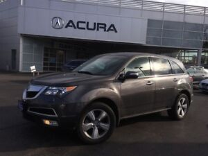 2012 Acura MDX BASE | ONLY97000KMS | 7PASS | LEATHER | AWD