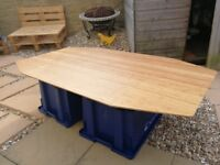 Ikea Bamboo Drop Leaf Dining Table