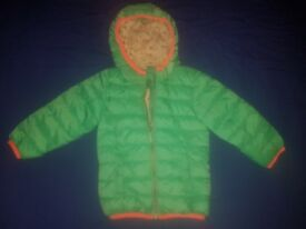 Girls 18-24 month NEXT coat. Excellent condition