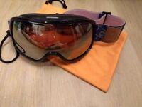 Quicksilver women's ski goggles