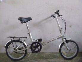 Folding bike 2838A