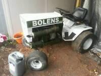 Bolens ht23 compact tractor mower 50 inch cutting deck