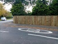 All types fencing and decking ( Fencer, Fencing, Decking)