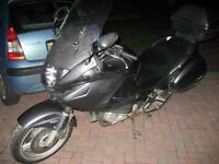 Honda Deauville NT700 2007 Same price as a 650!