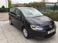 PCO 2013 Volkswagen Sharan 6 speed auto DSG start/stop bluetech