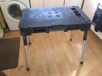 Portable keter work table