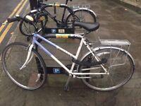 Raleigh Pioneer Ladies Commuter City Town Bike