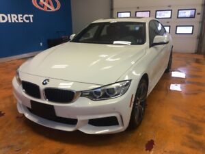 2016 BMW 435i xDrive Gran Coupe M PACK! PERFORMANCE PACK!  AW...