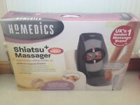 Brand new sealed HoMedics SBM-300HA-3GB Shiatsu+ Massager with Heat