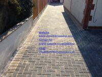 Driveways - Block paving, Macadam, Resin, gravel and more