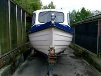 Redbay 21 fastfisher boat