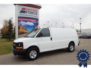 2015 Chevrolet Express 2500 Cargo Van, Vortec 4.8L V8, 42,551 KM