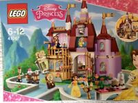 Brand new in box Lego Beauty and the Beast set 41067