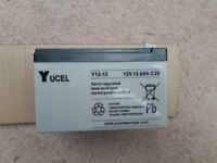 12v 12ah SLA RECHARGEABLE BATTERIES