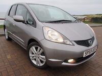 Honda Jazz 1.4 Auto I Shift 6 Speed SE Low Miles 35k Pan Roof Cruise Top Spec