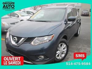 2016 Nissan Rogue SV*AWD*TOIT*NAVI*CAMERA360*BASKILO*