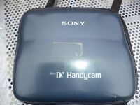 Sony mini DV handycam DCR-PC100 (COLLECTION ONLY)