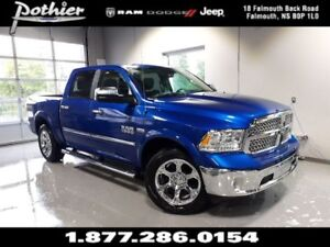 2015 Ram 1500 Laramie | LEATHER | HEATED | VENTED SEATS | KEYLES