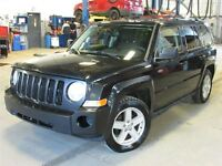 2010 Jeep Patriot AWD GR. ELECT. A/C MAGS CRUISE