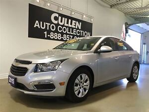 2015 Chevrolet Cruze 1LT/MYLINK. REMOTE START,