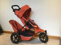Phil & Teds Double Buggy / Pushchair