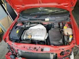 Linea Rossa 1.8 Astra convertible BREAKING