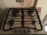 Gas Hob (also matching oven and ext. fan)