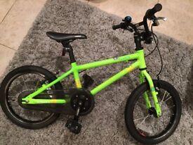"Bargain! Dawes Academy 16"" kids bike"