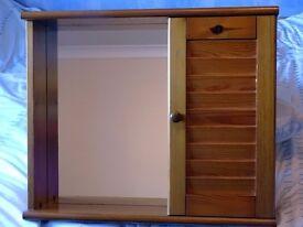 Attractive bathroom cabinet