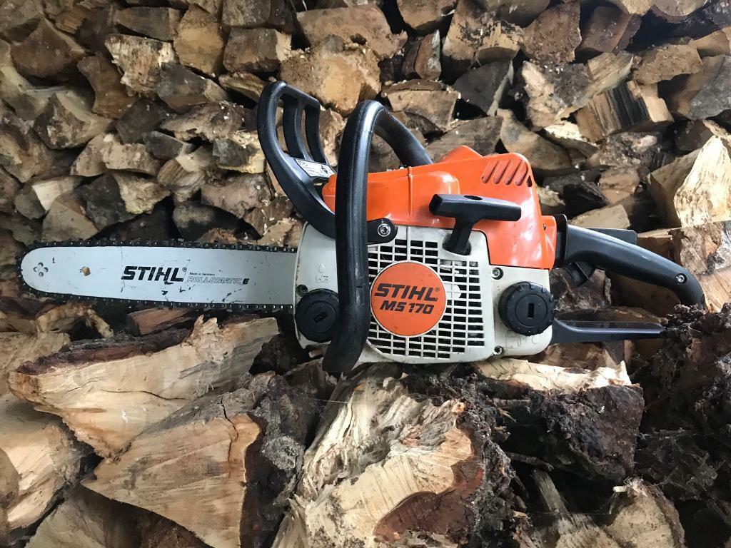 Stihl MS170 chainsaw | in Blandford Forum, Dorset | Gumtree