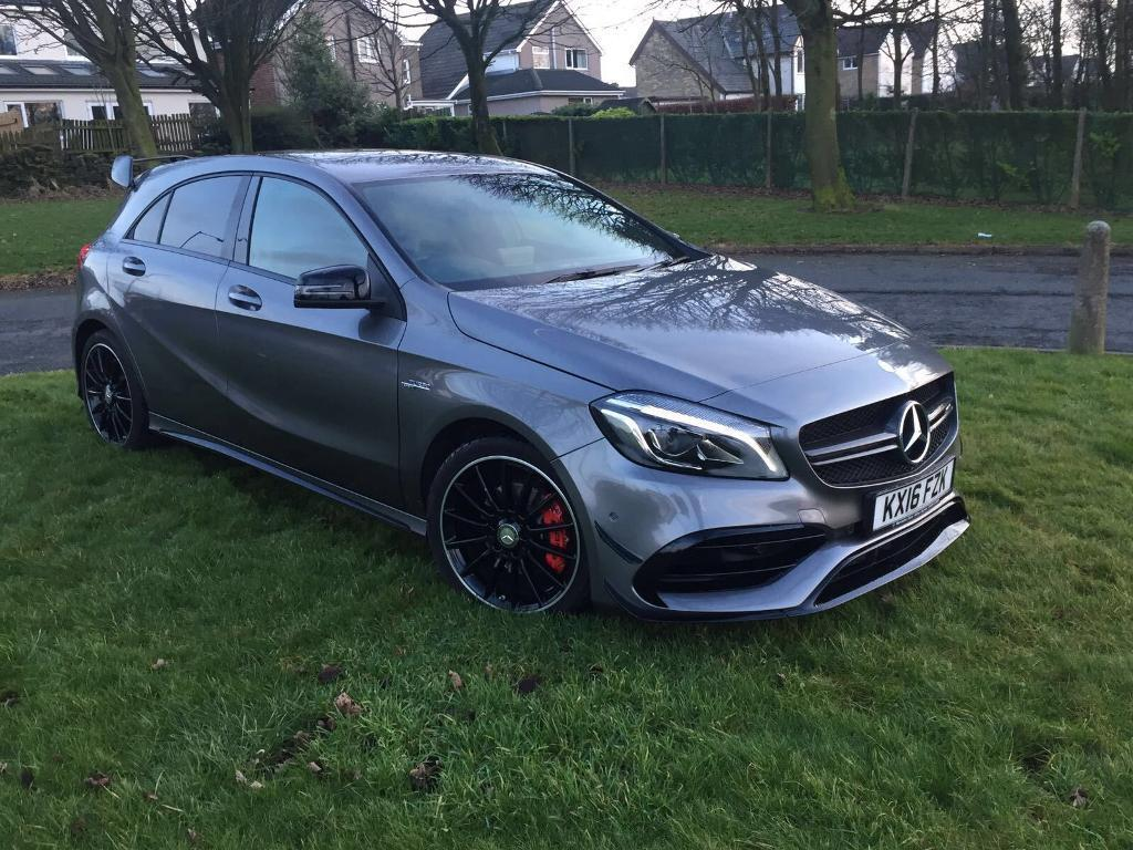 2016 mercedes benz a200 amg line premium px swap in for Mercedes benz a200