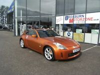 2005 05 NISSAN 350 Z 3.5 V6 2d **** GUARANTEED FINANCE ****