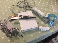 Nintendo Wii white console, complete