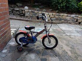 Boys Rocketman Bicycle