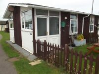 2 Bed Semi Detached Chalet Holiday home for sale South Shore Holiday Village near Bridlington (1261)